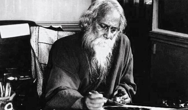 Tagore's 120-Yr-Old Poem Goes Viral