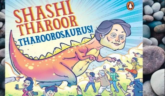 Coming Soon: The Tharoorosaurus!