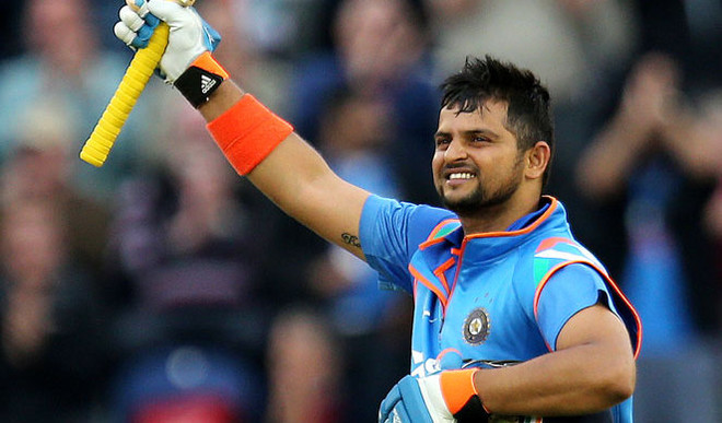 Filled With Mixed Emotions: Raina