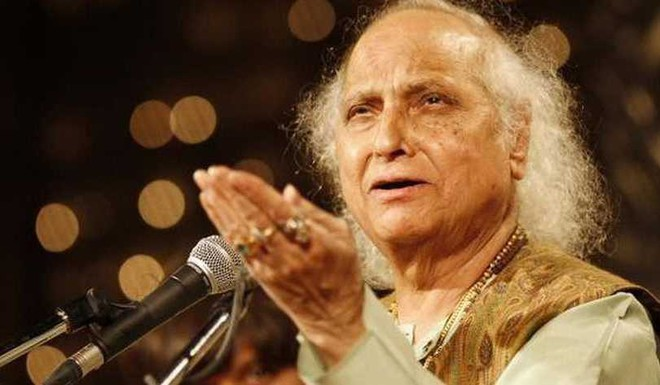 Legendary Pandit Jasraj Passes Away