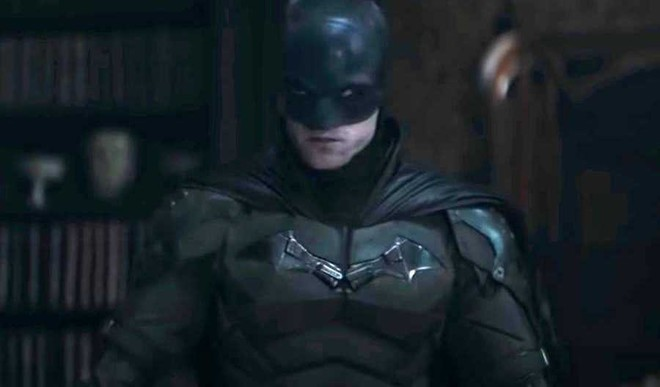 Watch: Teaser Of 'The Batman'