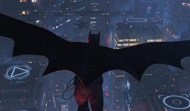 John Ridley Penning New Batman Comic