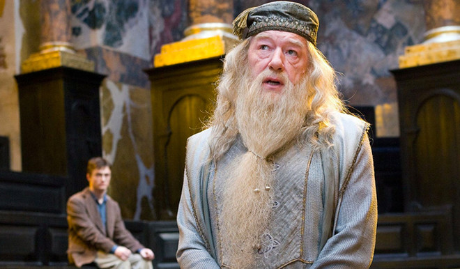 Professor Dumbledore's Awesome Advice