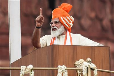 Next FB, Twitter, Google From India: PM