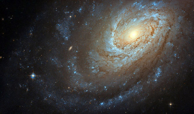 Indian Astronomers Discover Galaxy