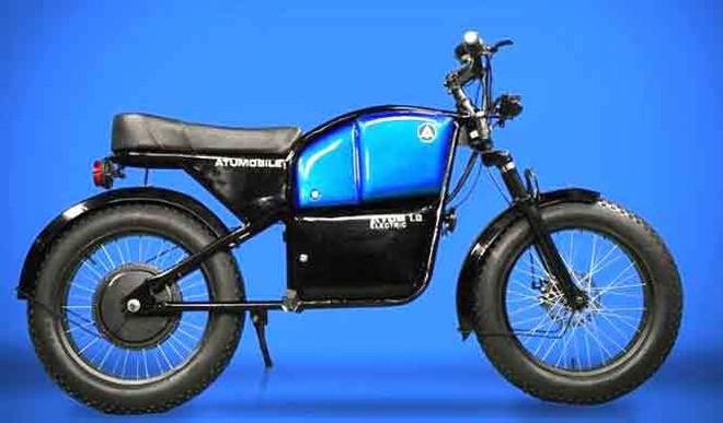 Made In India Atum 1.0 Electric Bike