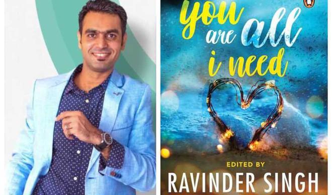 Ravinder Singh On Mentoring Writers