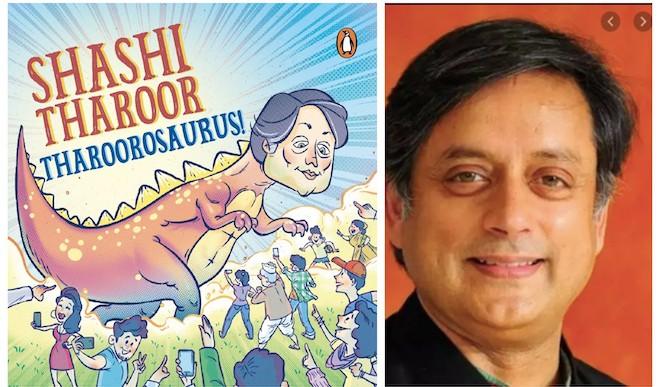 Shashi Tharoor's Releases Tharoorosaurus