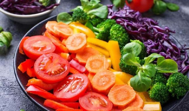 Stay Healthy With 'Rainbow Diet'