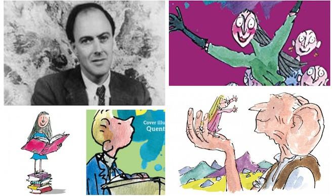 Roald Dahl's Best Life Lessons