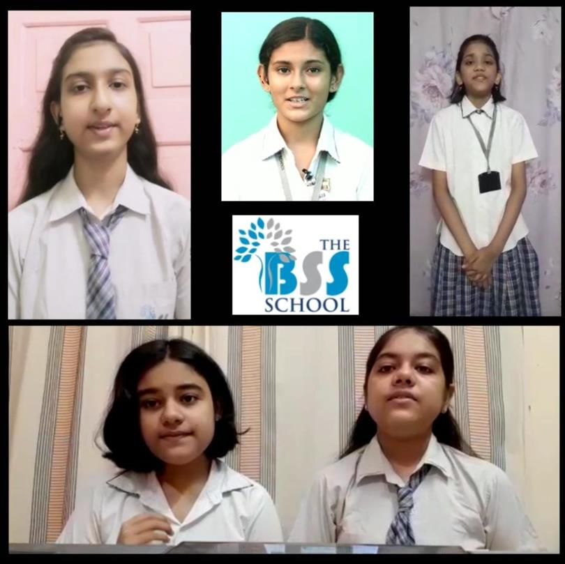 Independence Day celebrations at The BSS School