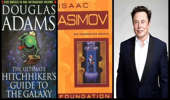 Books That Inspired Elon Musk