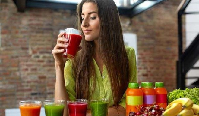 Have Homemade Juices For Good Health