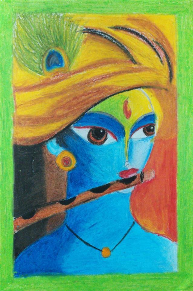 KRISHNA: Srihasini