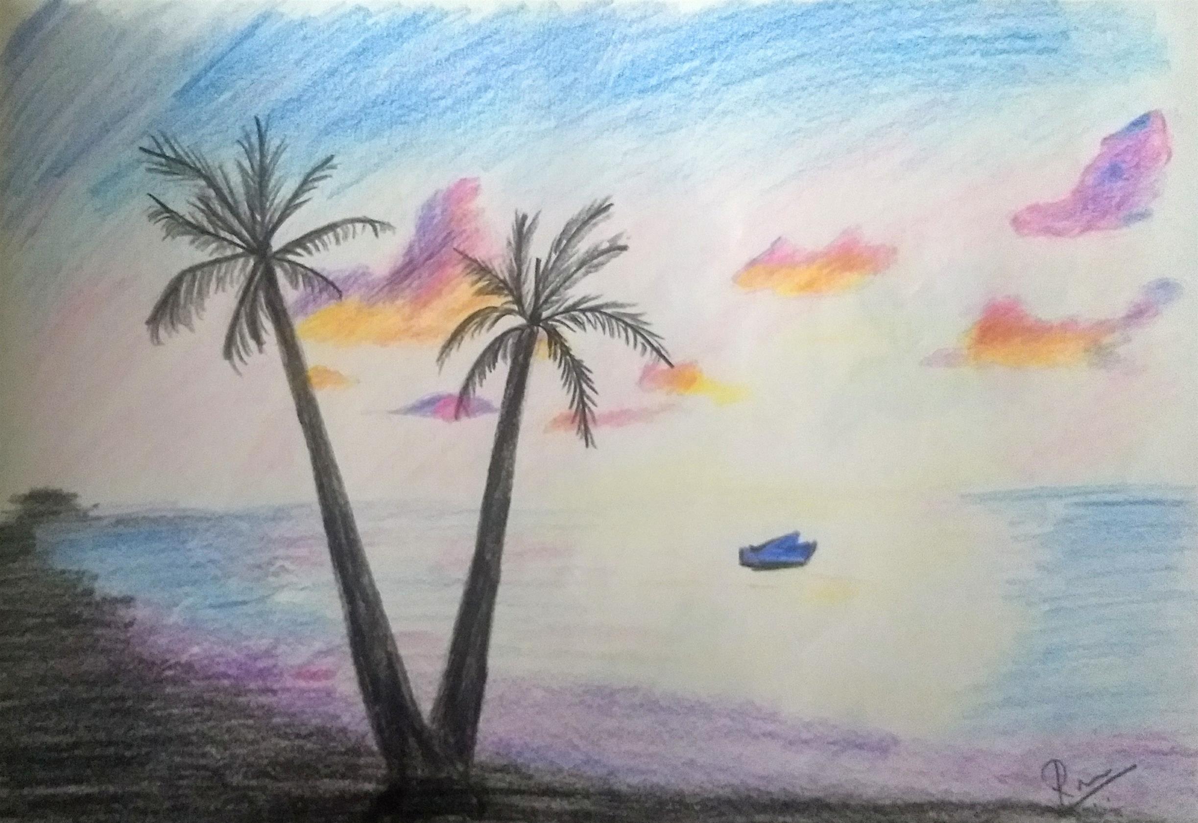 BEACH BEAUTY: Rachana V