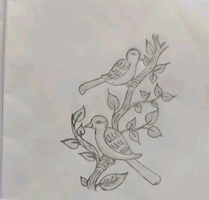 BIRD BEAUTY: Yashaswini V