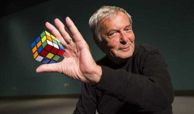 The Man Who Built Rubik's Cube