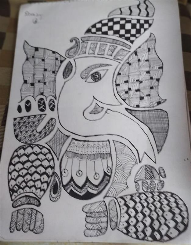 Mastering the art of doodling