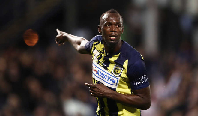 Bolt Could Have Been A Cricketer