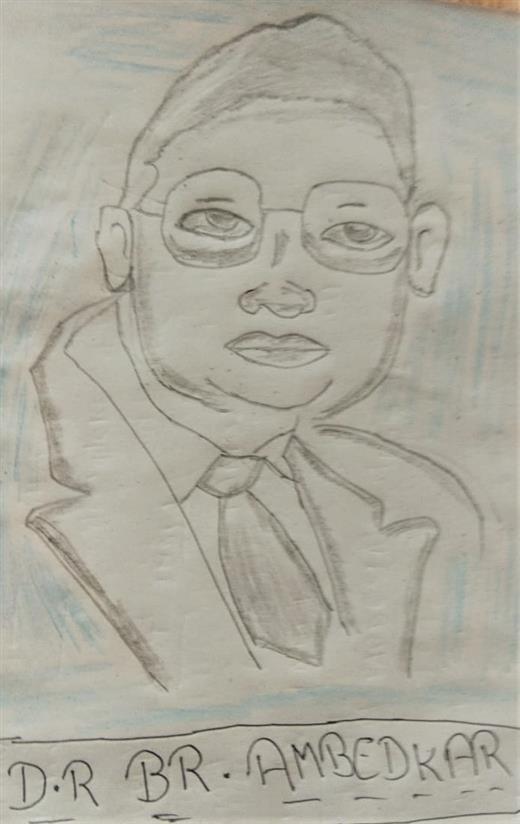 Ambedkar: Priyanshu Kumar