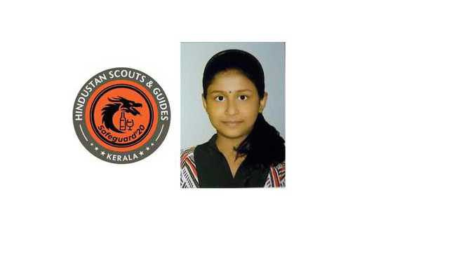 Kochi lass bags first in logo designing  contest