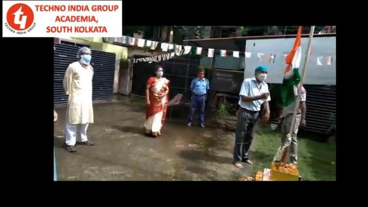 TIGA, South Kolkata holds virtual Independence Day celebrations