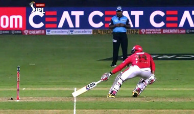 IPL Umpire 'Man Of The Match'