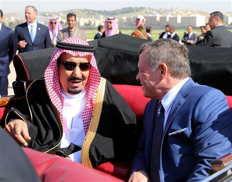Saudi King's Rare Address At UN