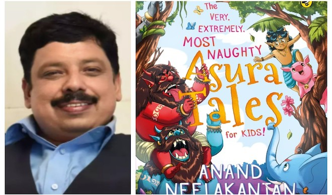 Anand Neelakantan's Naughty Asuras