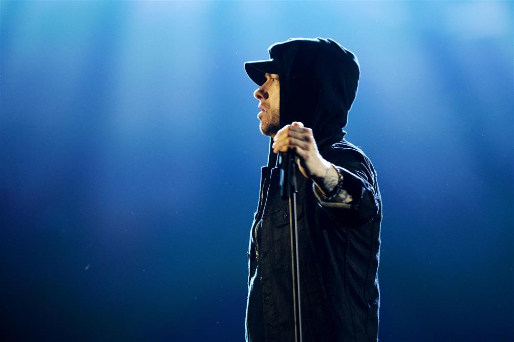 As A Kid, Didn't Have Money To Buy Tapes: Eminem