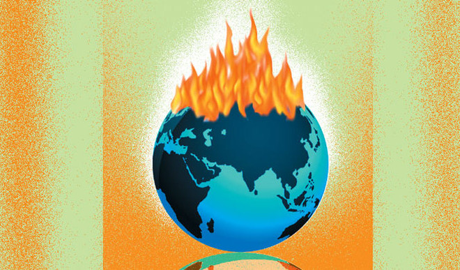 Pranavi: Aren't We The Cause Of Climate Change?