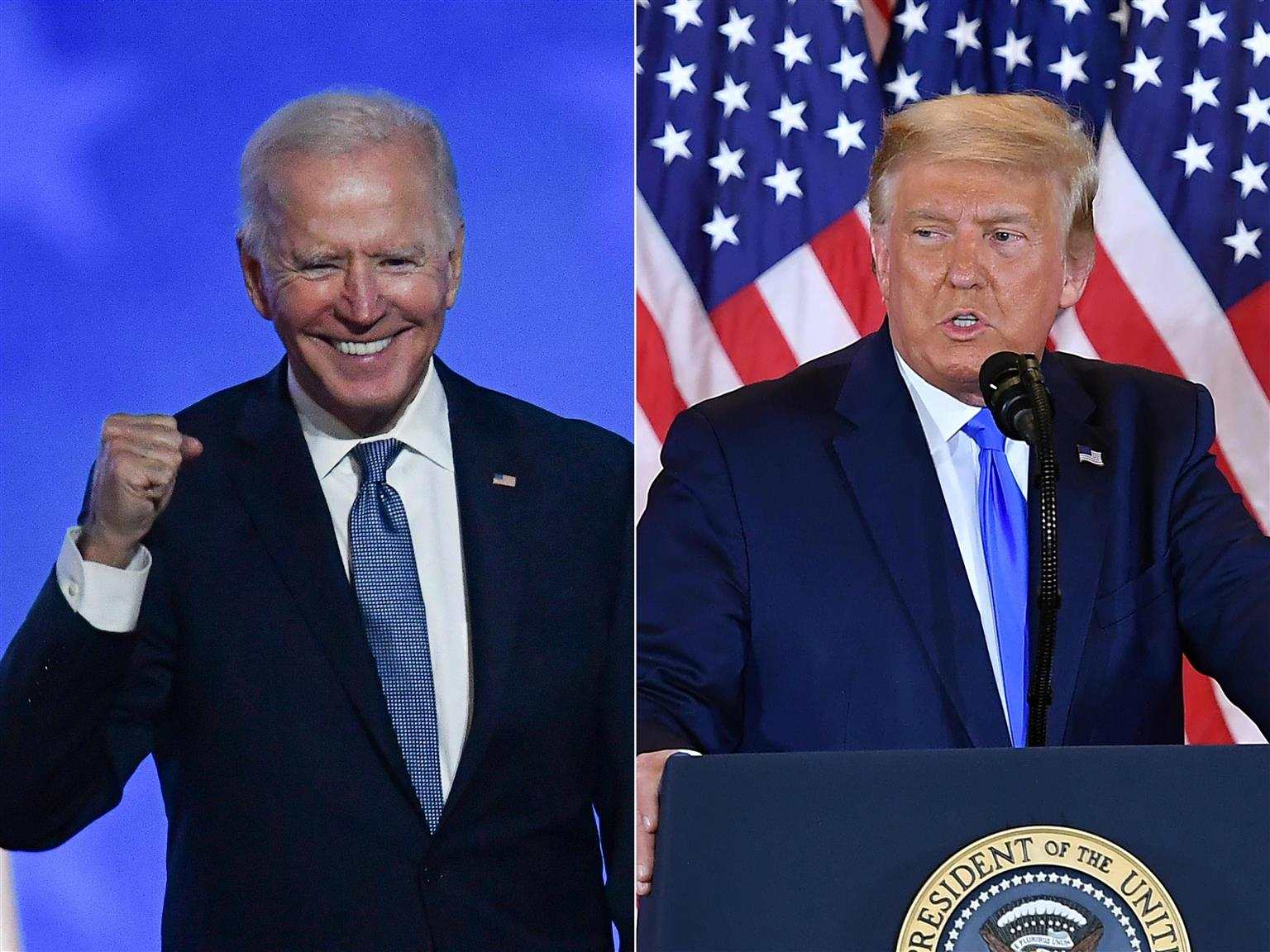 Trump Impeachment Up To Congress: Biden