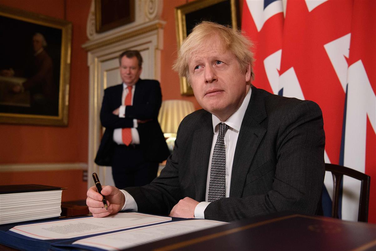 Most Dangerous Time For UK: Boris