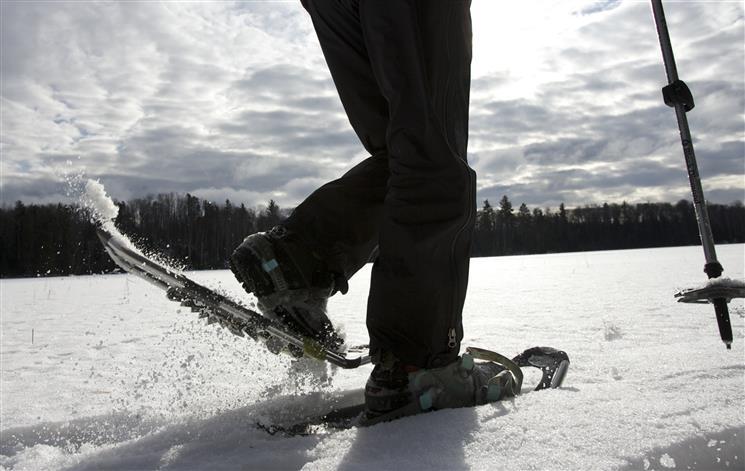 A First: Snowshoe Run In Kashmir