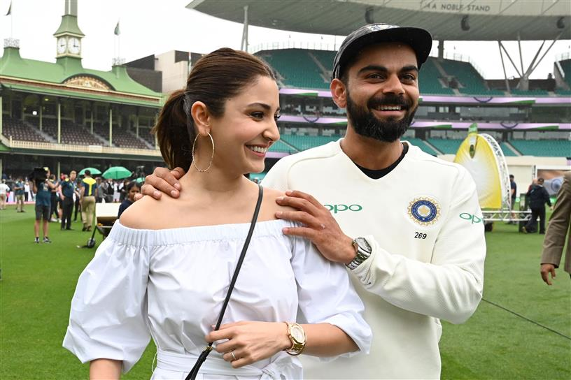 Pls Don't Click Our Baby Pics: Virushka