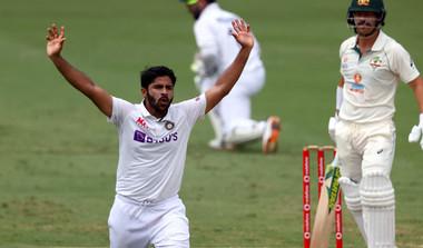 Plan Was To Tire Aus Bowlers: Thakur