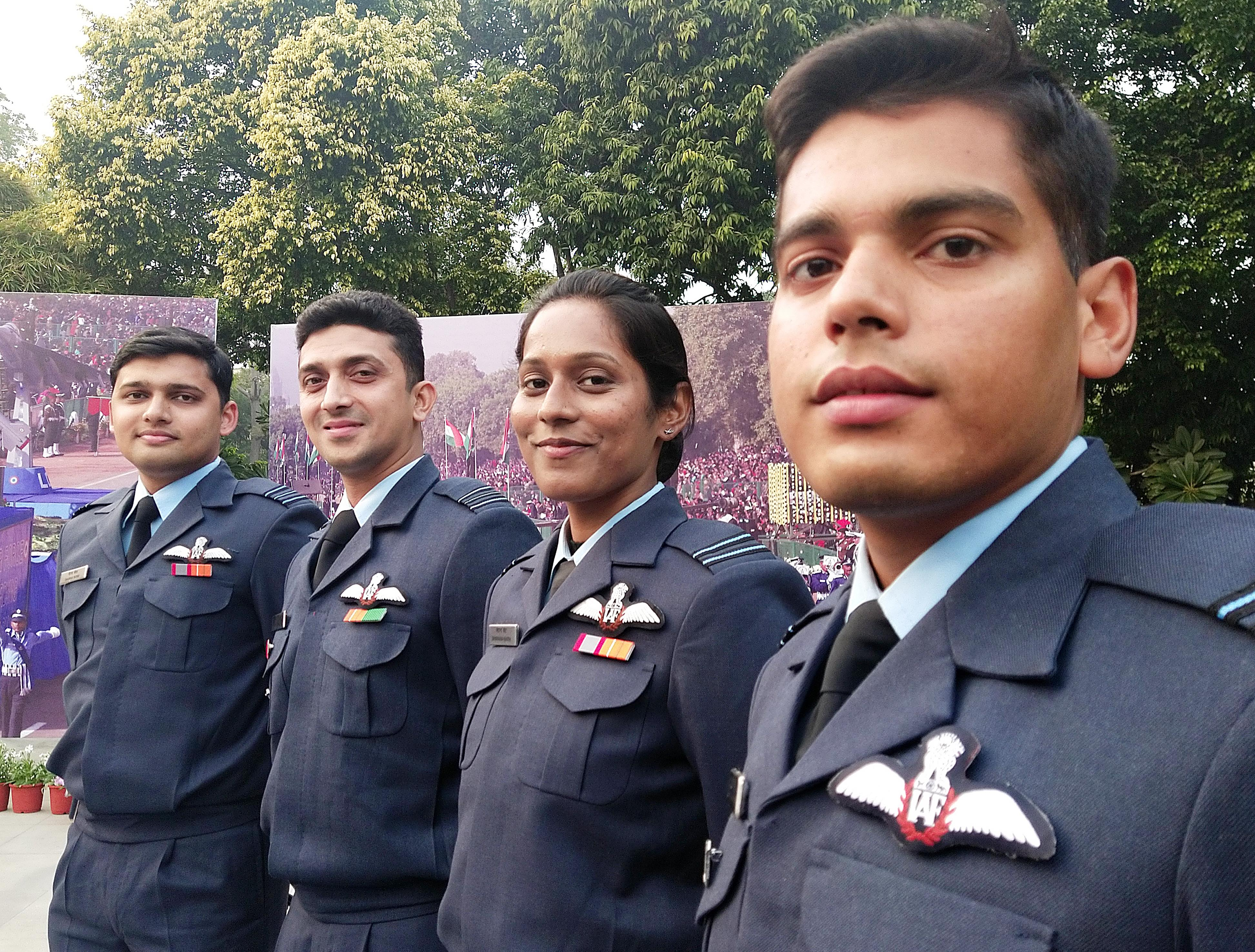 IAF Ashok Kumar To Lead Band Contingent On R Day