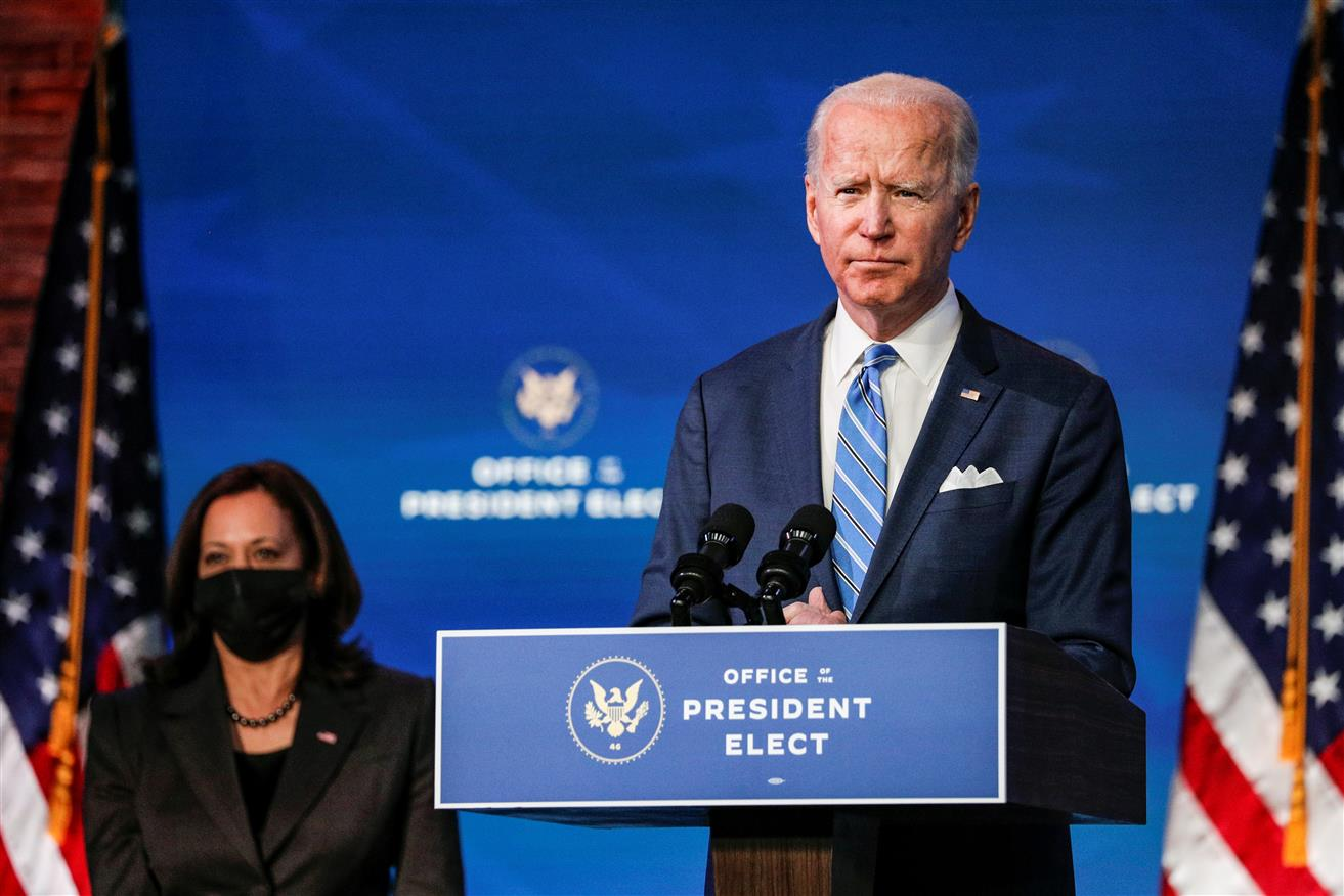 Main Events Of Biden's Inauguration Day