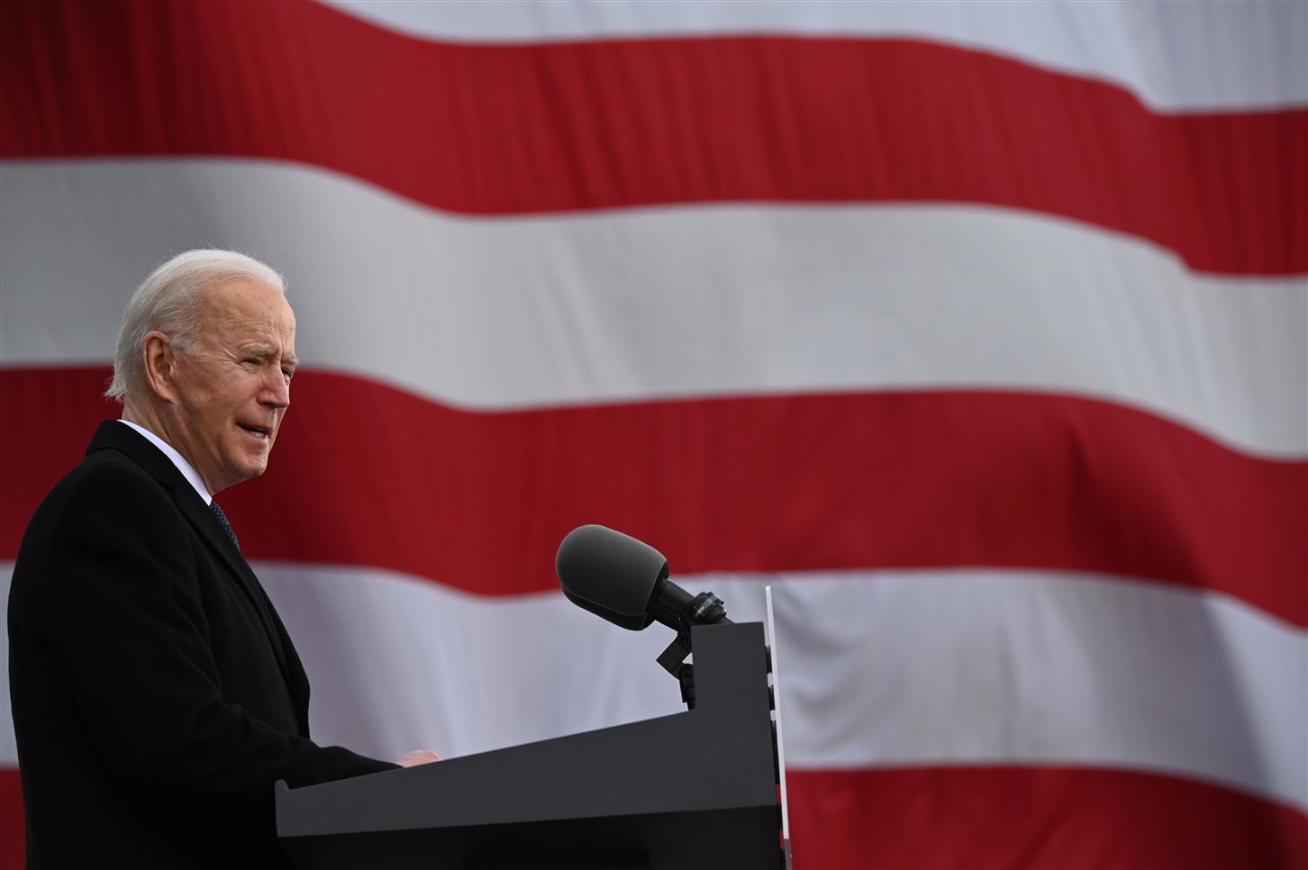 78-Yr-Old Biden Oldest Us Prez To Take Oath
