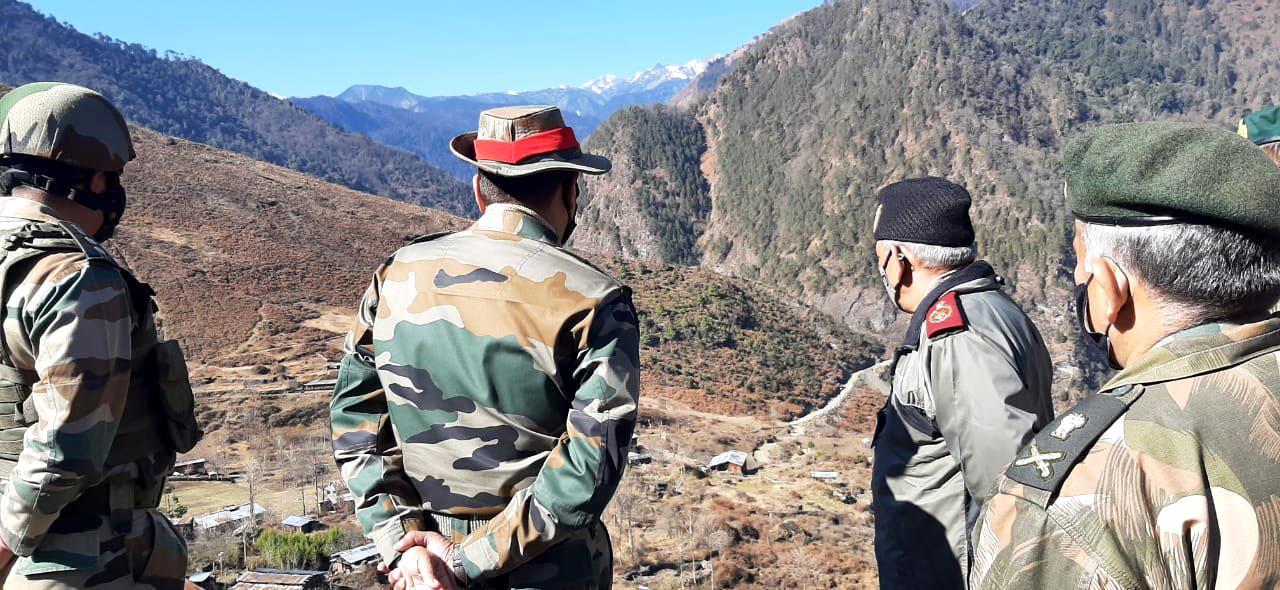 How China Built Village In Arunachal
