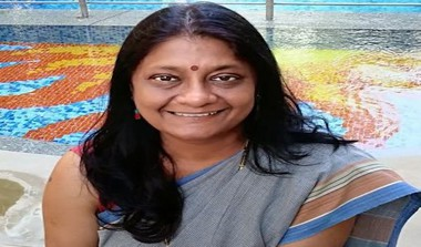 Anuradha Goyal: Lotus in the Stone