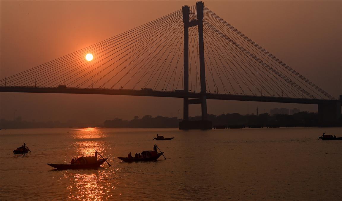 3 Bn Microplastics: Deposited By Ganga Per Day