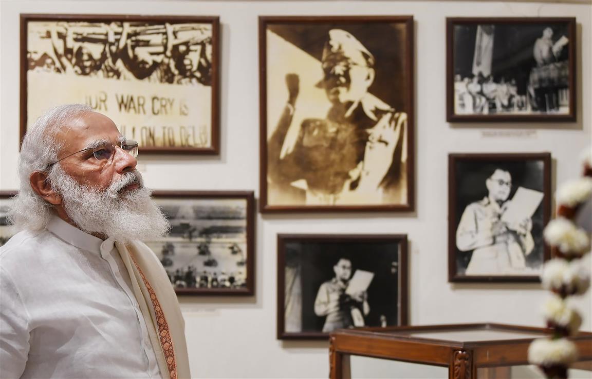 Why A Duel Over Netaji's Legacy?