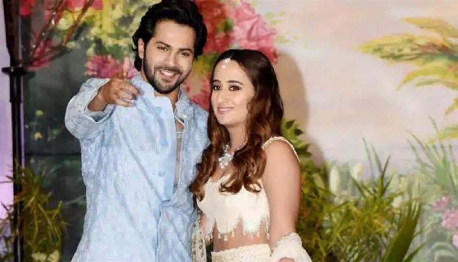 Varun Dhawan Gets Hitched