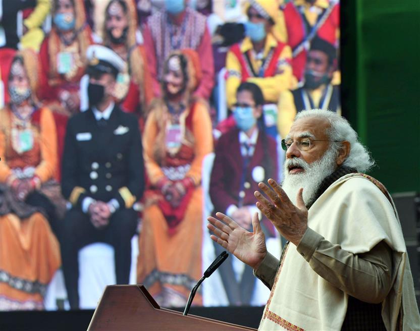 Bihar's 'Cycle Girl' Interacts With PM Modi