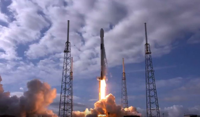 SpaceX Launches Record 143 Satellites