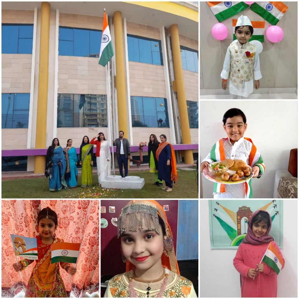 Showcase of India's diversity, students express views in 16 languages