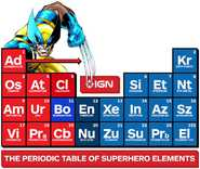 Superhero Periodic Table?