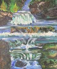 FLOWING RIVER: Parthiv Rajesh