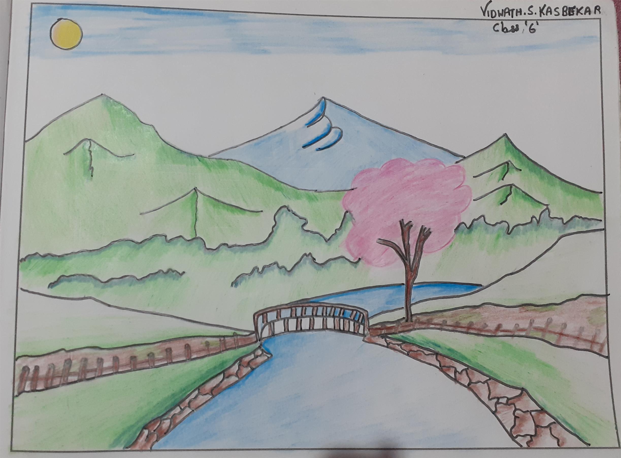 HILLVIEW: Vidwath.S Kasbekar